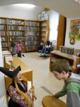 Studnice - čarodějnice v knihovně 2017 (2)